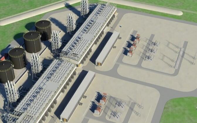 Так будет выглядеть первая аварийная электростанция