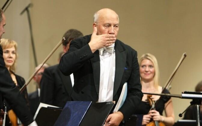 Maestro Neeme Järvi