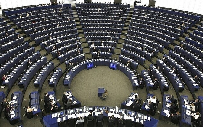 European Parliament.
