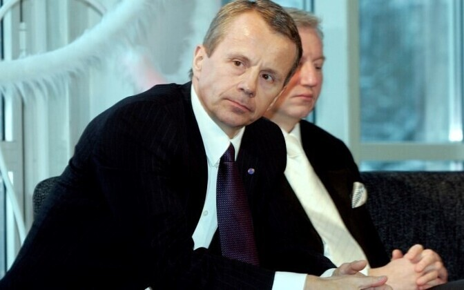 Министр финансов Эстонии Юрген Лиги