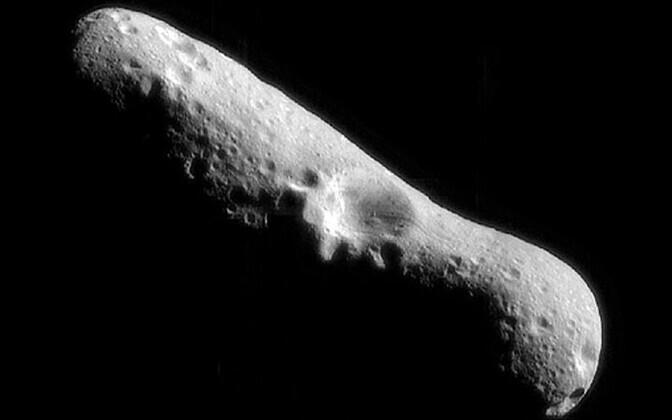 Астероид. Иллюстративное фото.