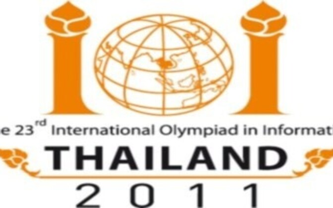 Young Coders Finish 3rd in Thailand Informatics Tournament