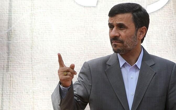 Экс-президент Ирана неарестован— юрист Ахмадинежада