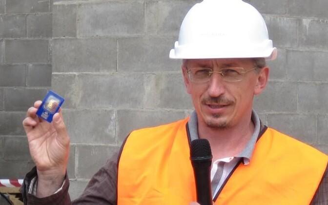 Владелец фирмы Castnix Invest OÜ Анатолий Иванов.