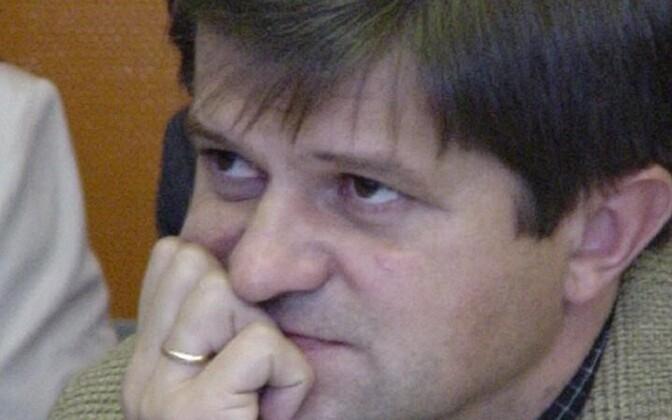 депутат Нарвского горсобрания Фёдор Овсянников