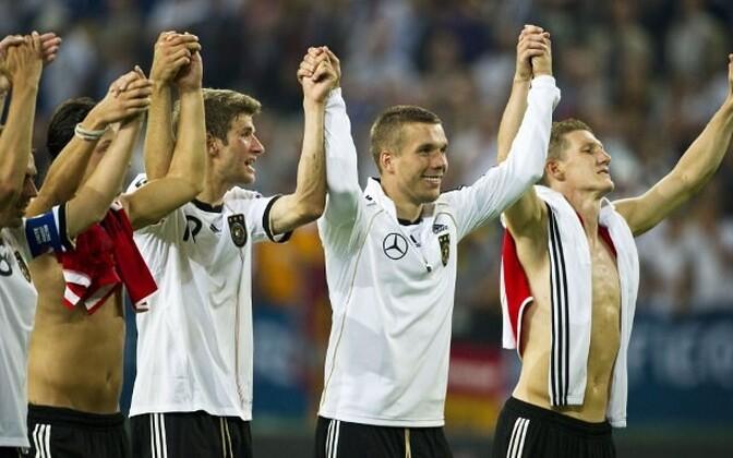 384f0f58f8a Saksamaa tagas 6:2 võiduga Austria üle koha EM-finaalturniiril