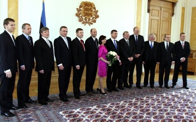 The Cabinet of Ministers