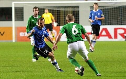 В 2011 году сборная Эстонии дважды обыграла Северную Ирландию.