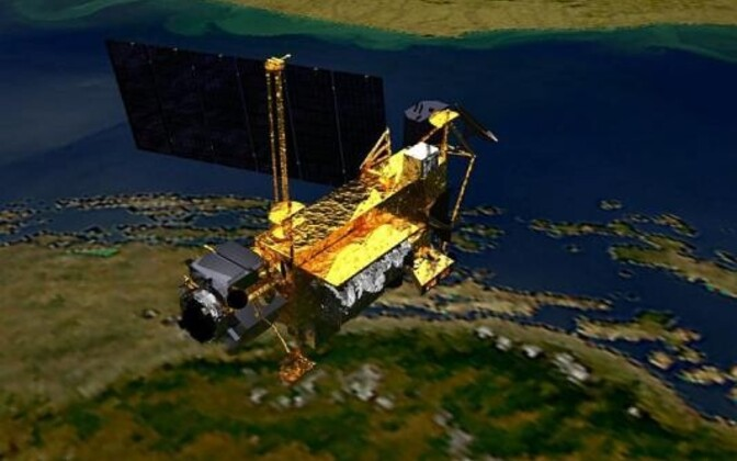 Kuhu kukub aja äraelanud satelliit?