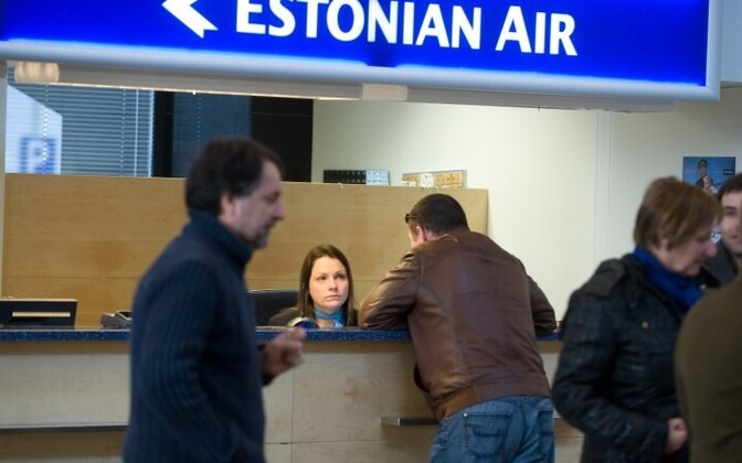 Только за последние 9 месяцев Estonian Air недополучил порядка 20 млн евро, что почти вдвое больше показателей позапрошлого года.