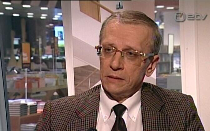 руководитель клиники онкологии и гематологии Северо-Эстонской региональной больницы Вахур Валвере