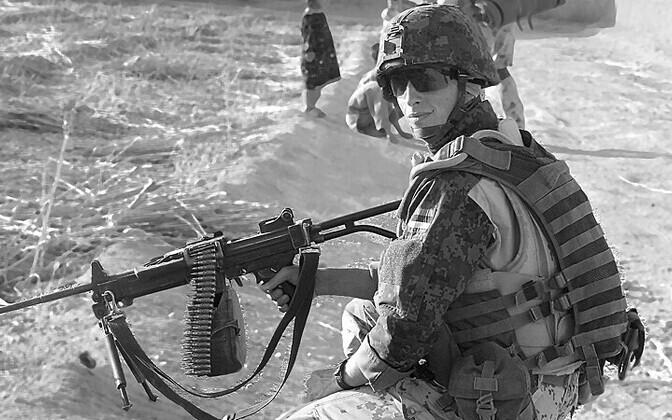 Погибшему в Афганистане капралу Агрису Хутрофу было 25 лет.