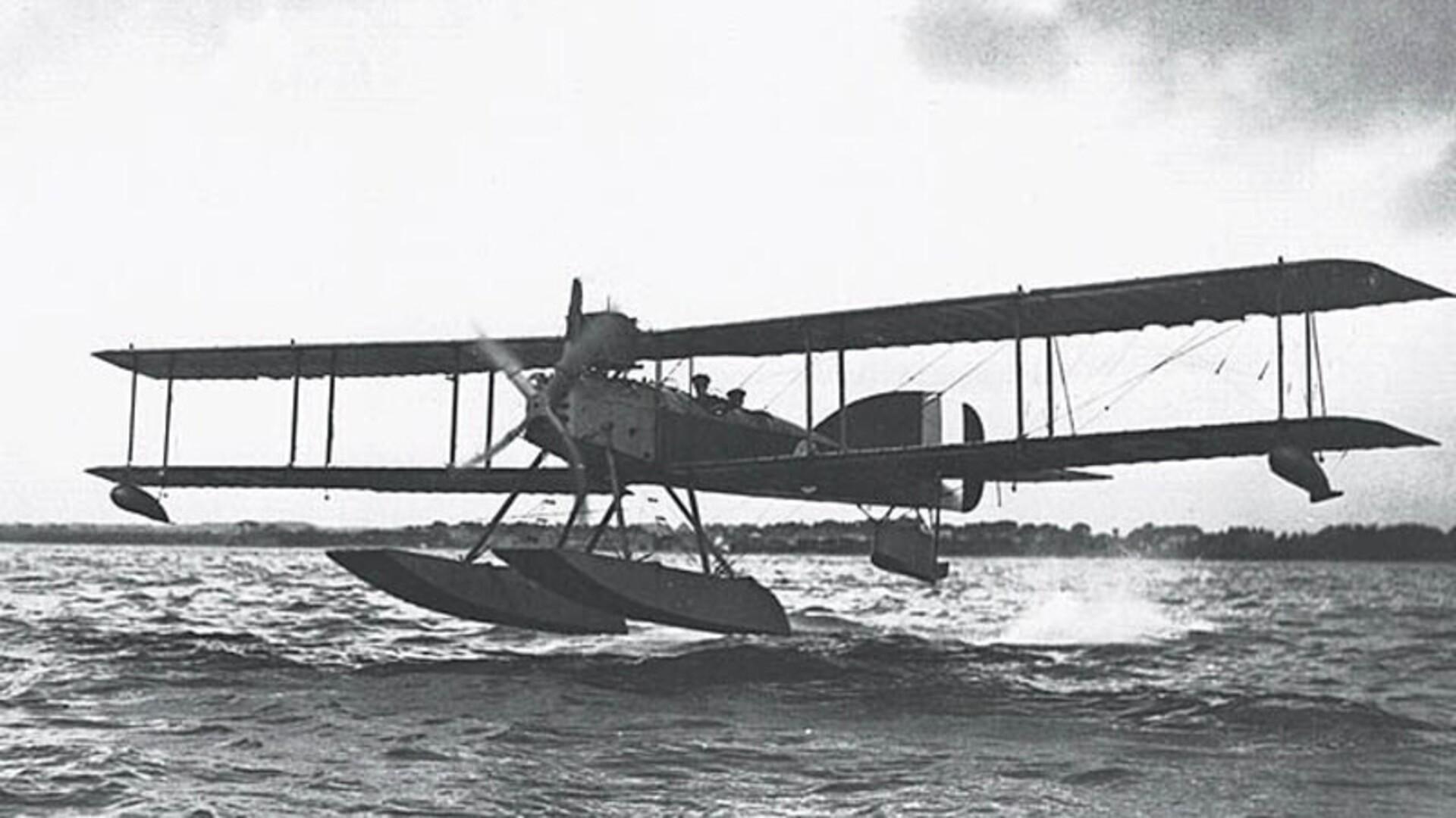 The Seaplane