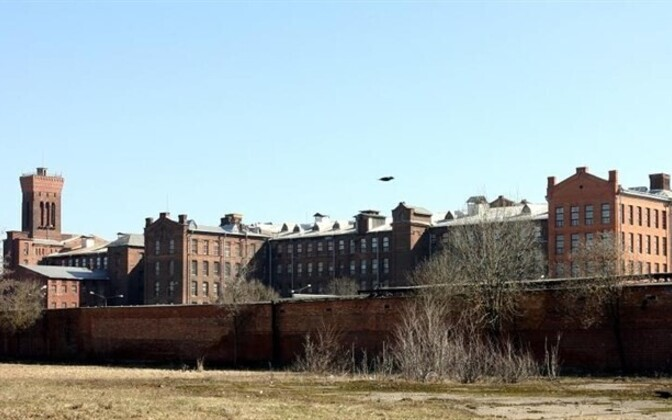The Kreenholm textile factory in Narva