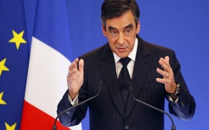 Премьер-министр Франции Франсуа Фийон