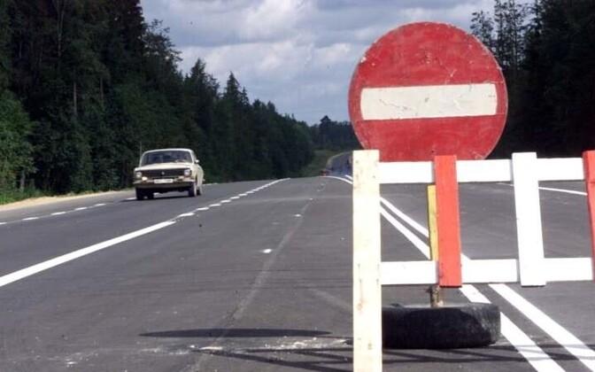 Финны пришли к выводу, что бетонные дороги имеет смысл прокладывать лишь там, где в день проезжает не менее 15 000 автомобилей.