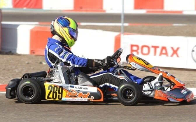 Karters Go to the Ends of the Earth for Rotax Max | News | ERR