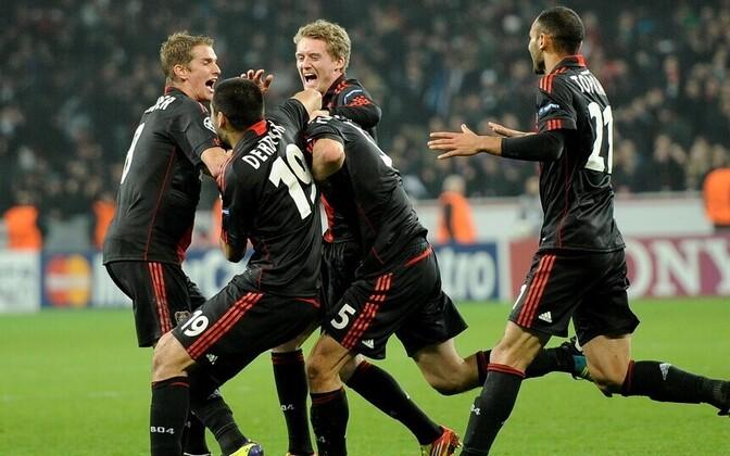 Leverkuseni Bayeri võistkond