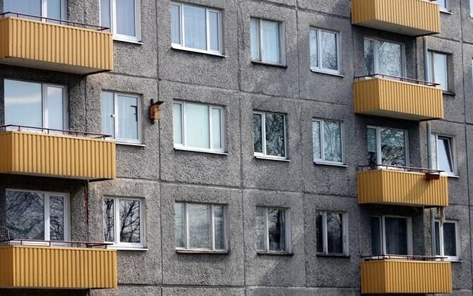 Большинство выданных в Эстонии долгосрочных кредитов привязаны к ставке межбанковского кредита 6-месячный Euribor.