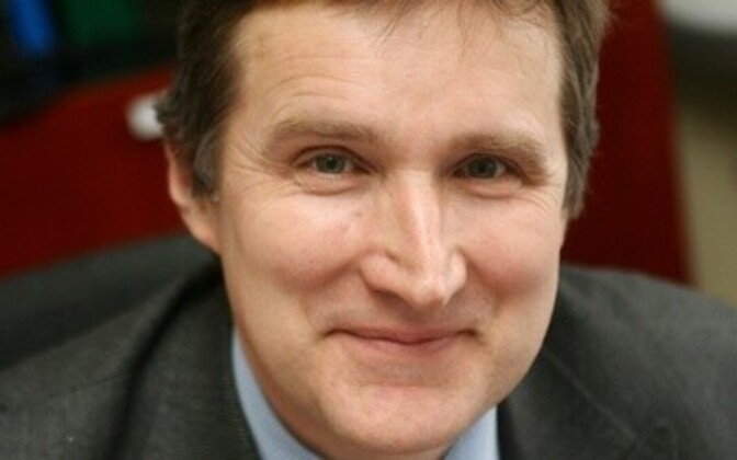 Rahvusvahelise ettevõtluse professor Urmas Varblane.