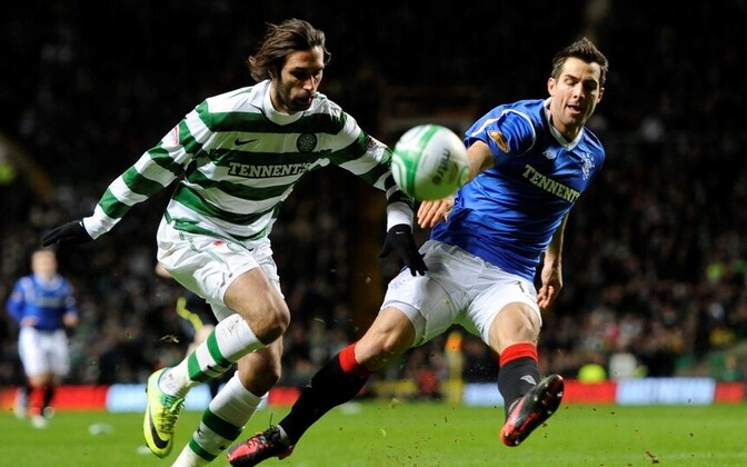 Glasgow Celtic - Glasgow Rangers
