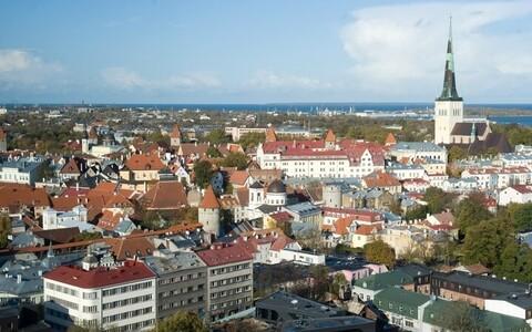 Старый Таллинн. Иллюстративное фото.