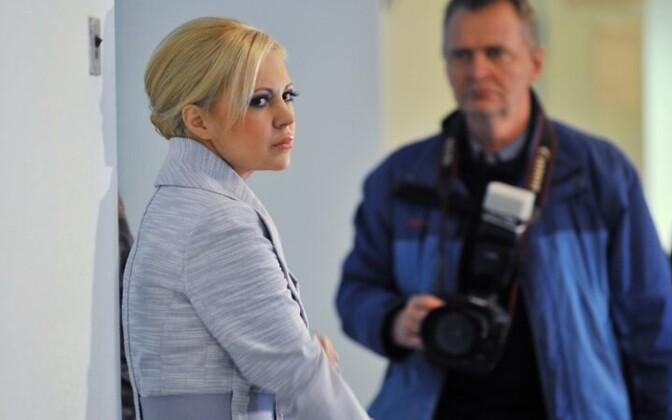 Анна-Мария Галоян должна была начать отбывать пятимесячное тюремное наказание 7 февраля