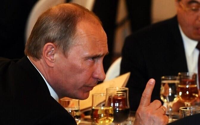 Vladimir Putin, Russia's next president