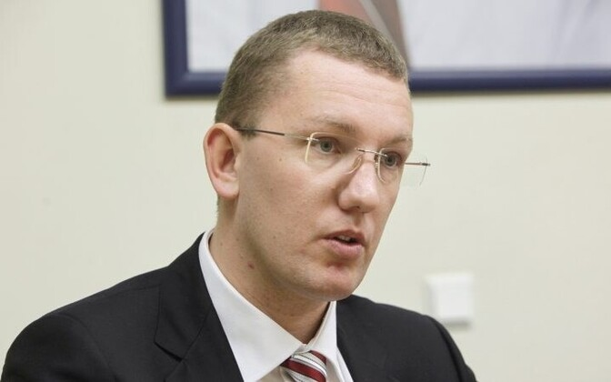 Justice Minister Kristen Michal