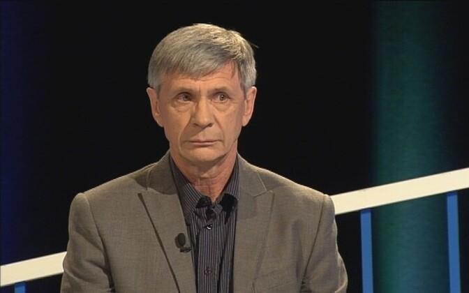 Виталий Белобровцев.