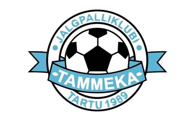 Tartu Tammeka logo