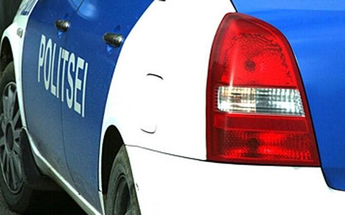 Полиция зафиксировала ДТП в воскресенье днем.