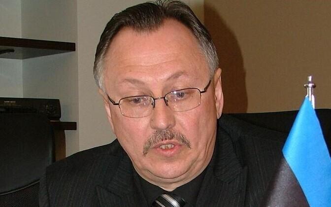 бывший вице-мэр Нарвы Андрей Филиппов