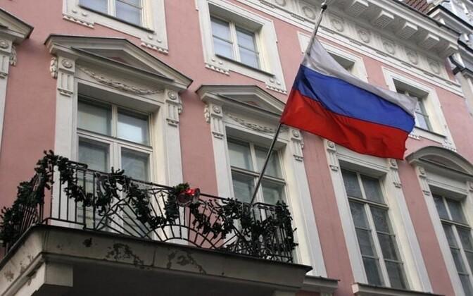 Посольство России в Таллинне