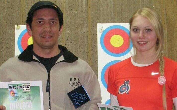 Sportvibu võitjad Paulo Santos ja Reena Pärnat