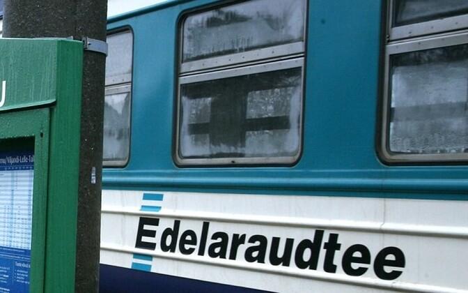 a244675d86a Edelaraudtee saaks oma rongid Tartu liinile tuua kommertsalustel | Majandus  | ERR