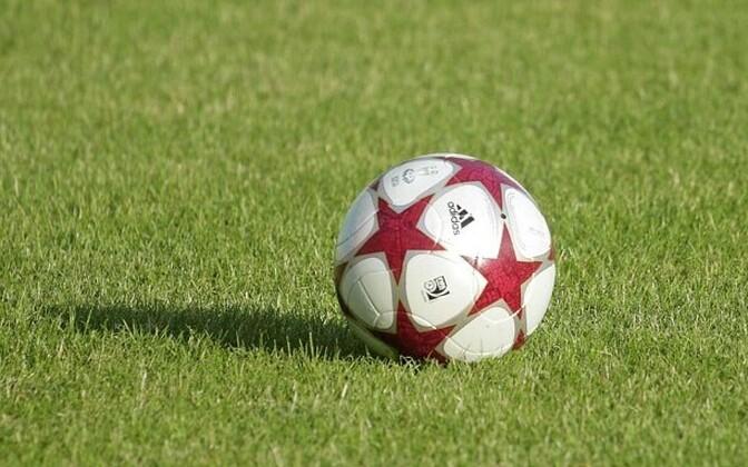 Jalgpalli pall