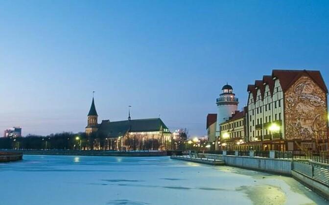 Калининград. Иллюстративная фотография