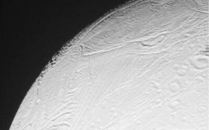 Kas Saturni kaaslasel on elu?