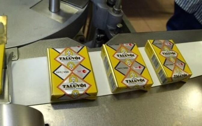 Масло заметно выросло в цене.