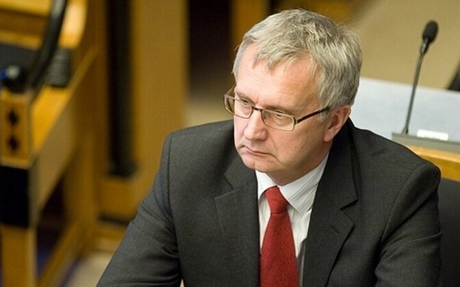MP Väino Linde