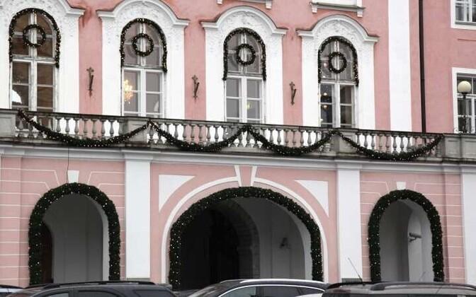 Здание Рийгикогу.
