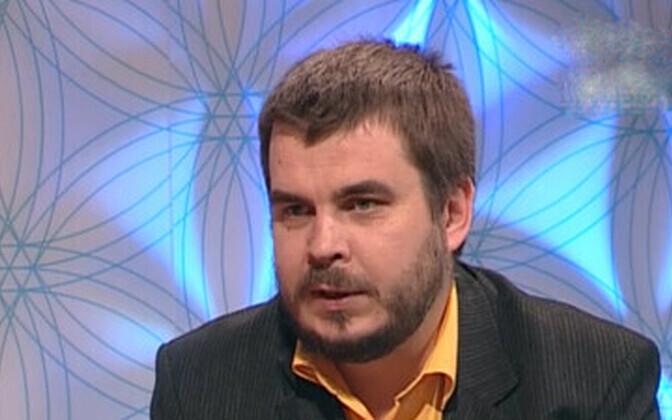 TLÜ Ökoloogia Instituudi vanemteadur ja direktor Mihkel Kangur.