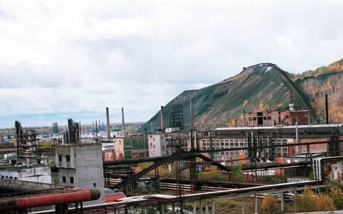 Kohtla-Järve is the second major town in Ida-Viru County