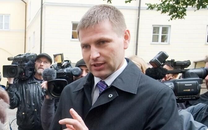 Министр социальных дел Ханно Певкур
