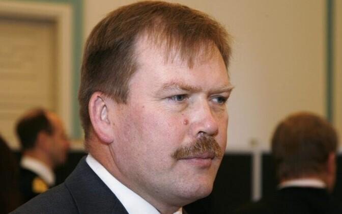 Retired Lt. Gen. Johannes Kert