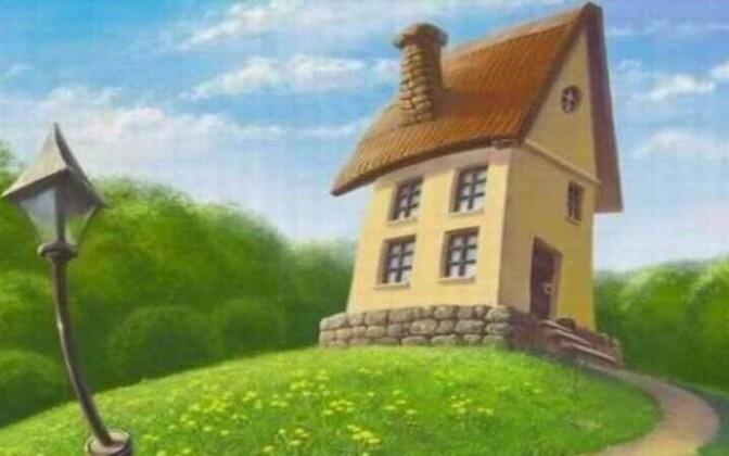 На вопрос о том, с какого уровня начинаются цены на дома в Пярну, Саксинг ответил, что и 1000 евро может хватить.