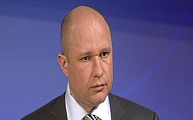Председатель совета банка Александр Речицкий.