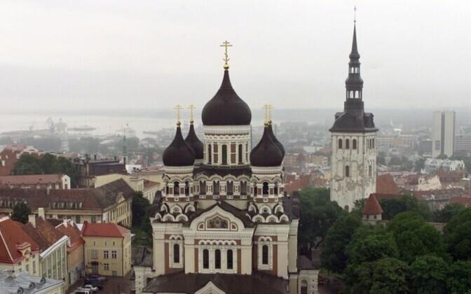 Колокола для собора Александра Невского отливались в Санкт-Петербурге.