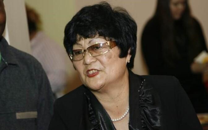 Лидия Кылварт - мать вице-мэра Таллинна Михаила Кылварта - возглавляет НКО